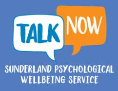 Sunderland Psychological Wellbeing Service