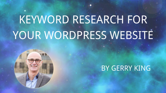 Keyword research for your WordPress website