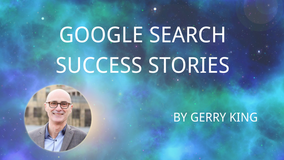 Google Search Success Stories (1)