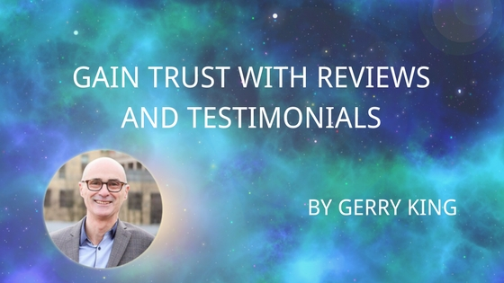 Gain Trust with Reviews and Testimonials